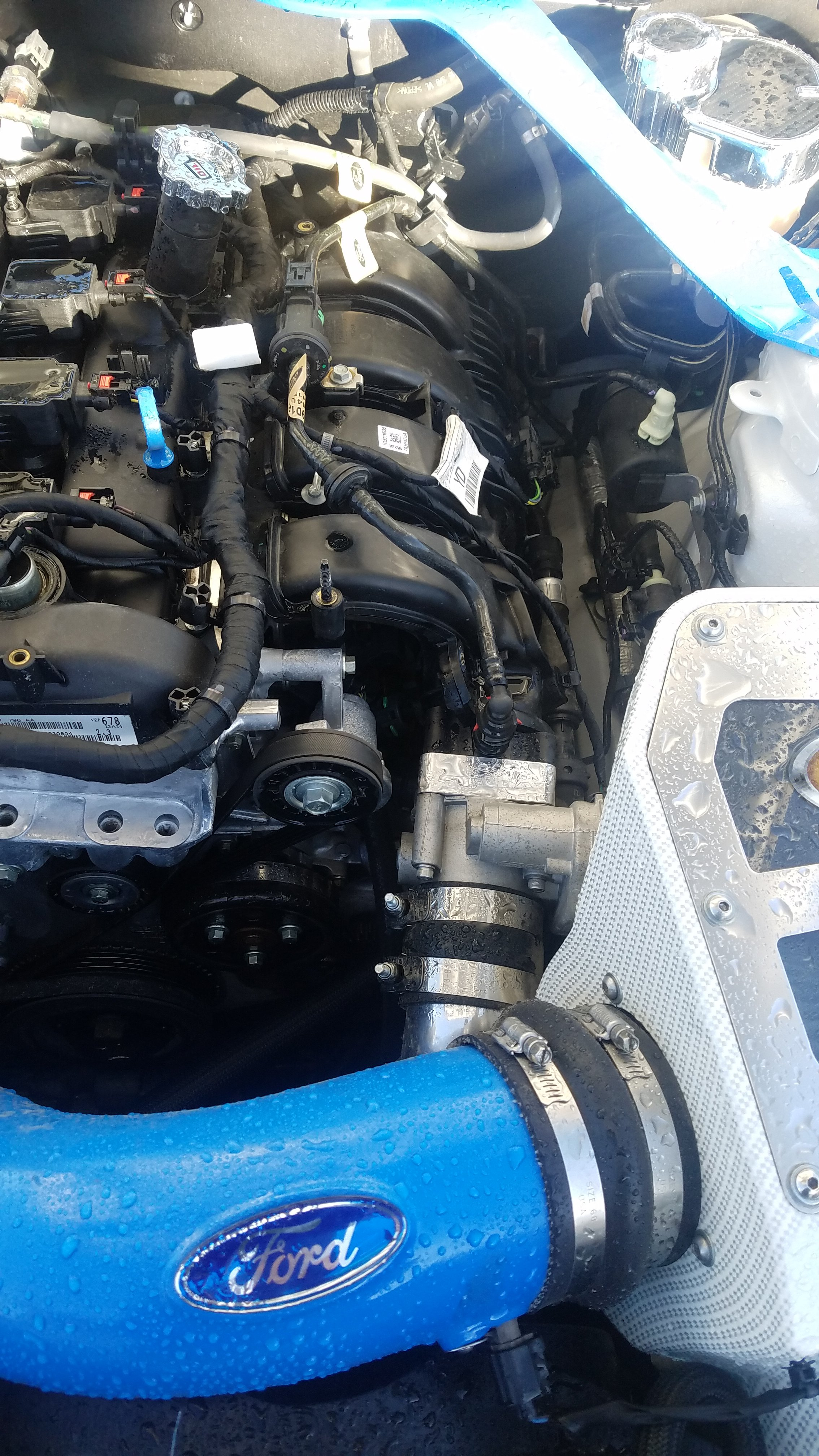 2016 Eco code PO1450 | Ford Mustang Ecoboost Forum