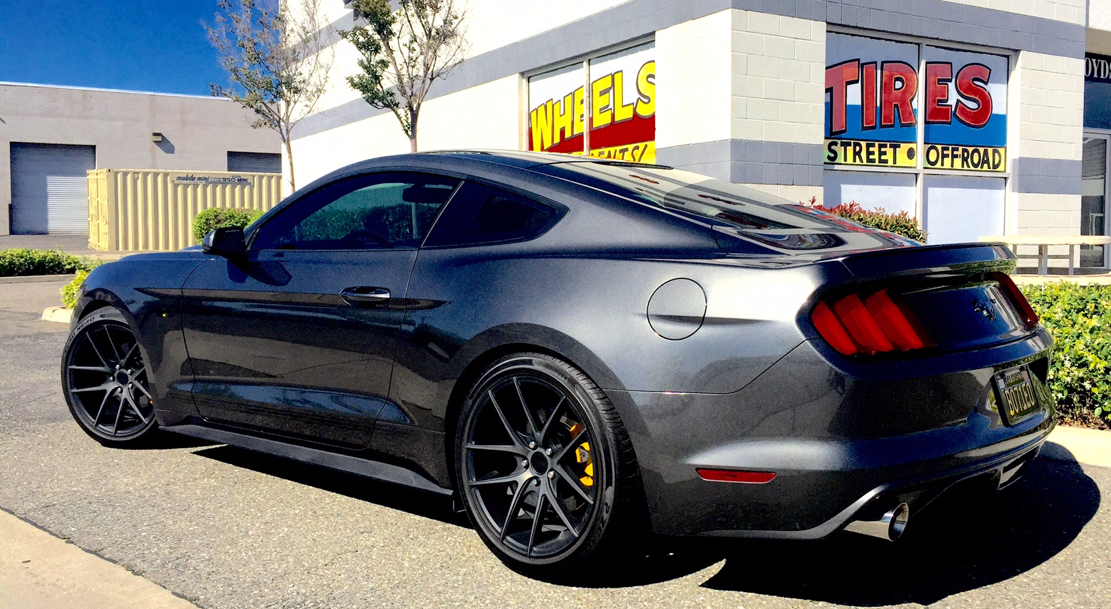 Pirelli P Zero Nero >> April 2016 Mustang Ecoboost of the Month Contest (Aftermarket Wheels) | Ford Mustang Ecoboost Forum