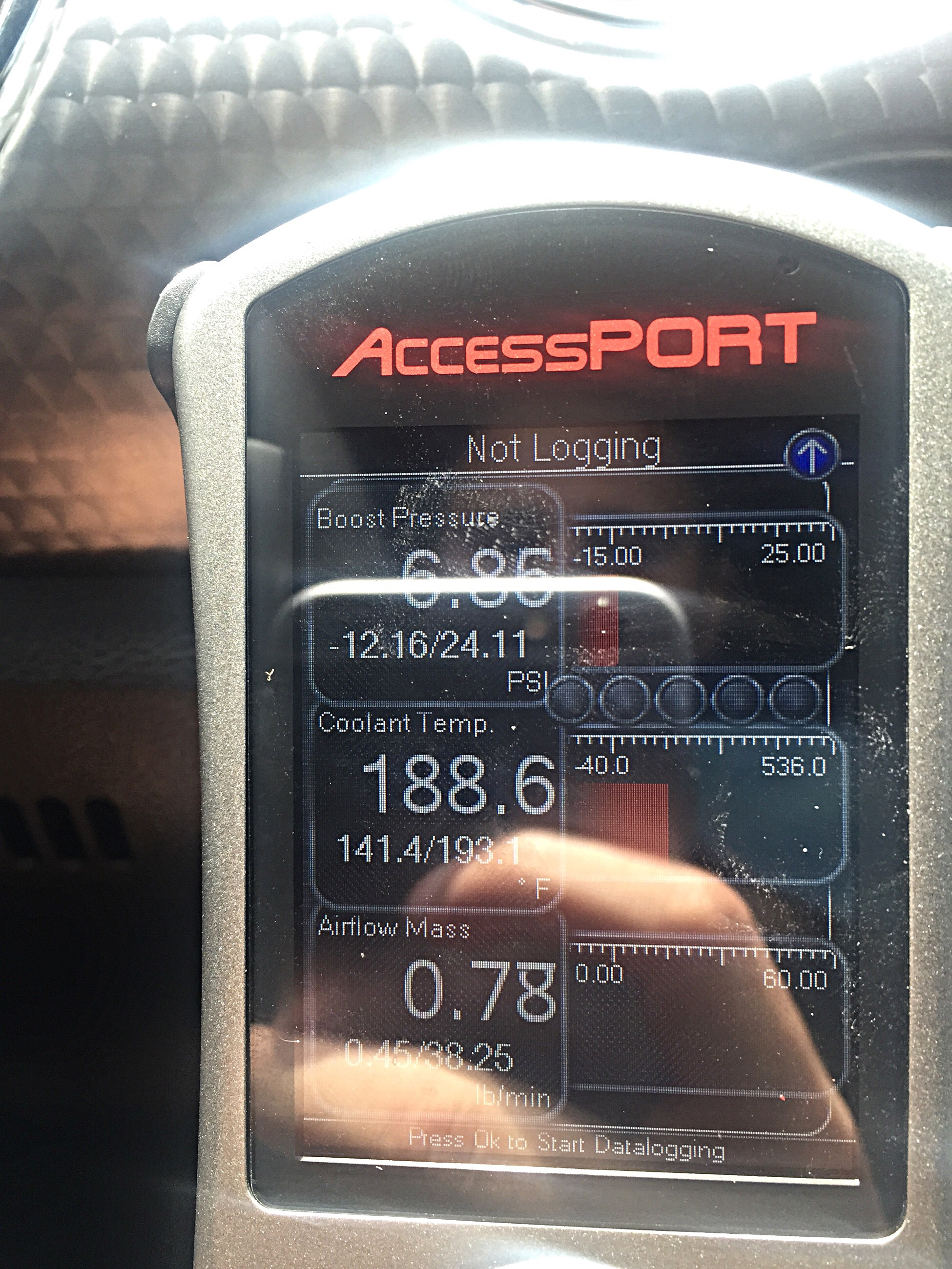24psi of boost | Ford Mustang Ecoboost Forum