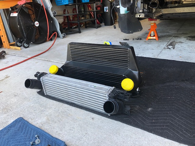 ATM INTERCOOLER | Ford Mustang Ecoboost Forum