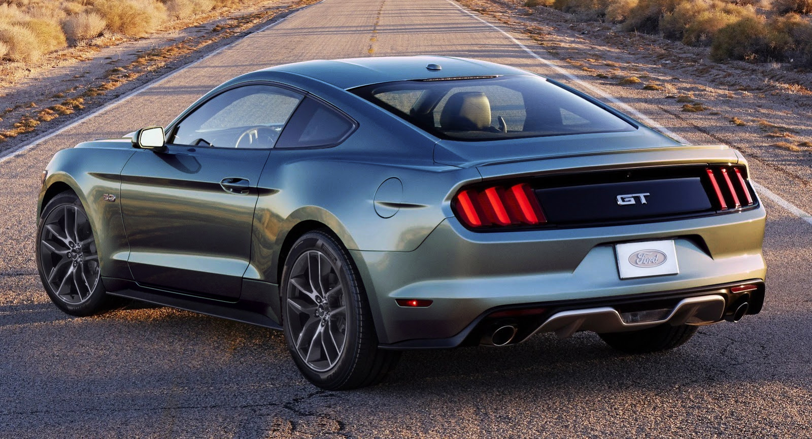 2015 Mustang Cobra Pictures