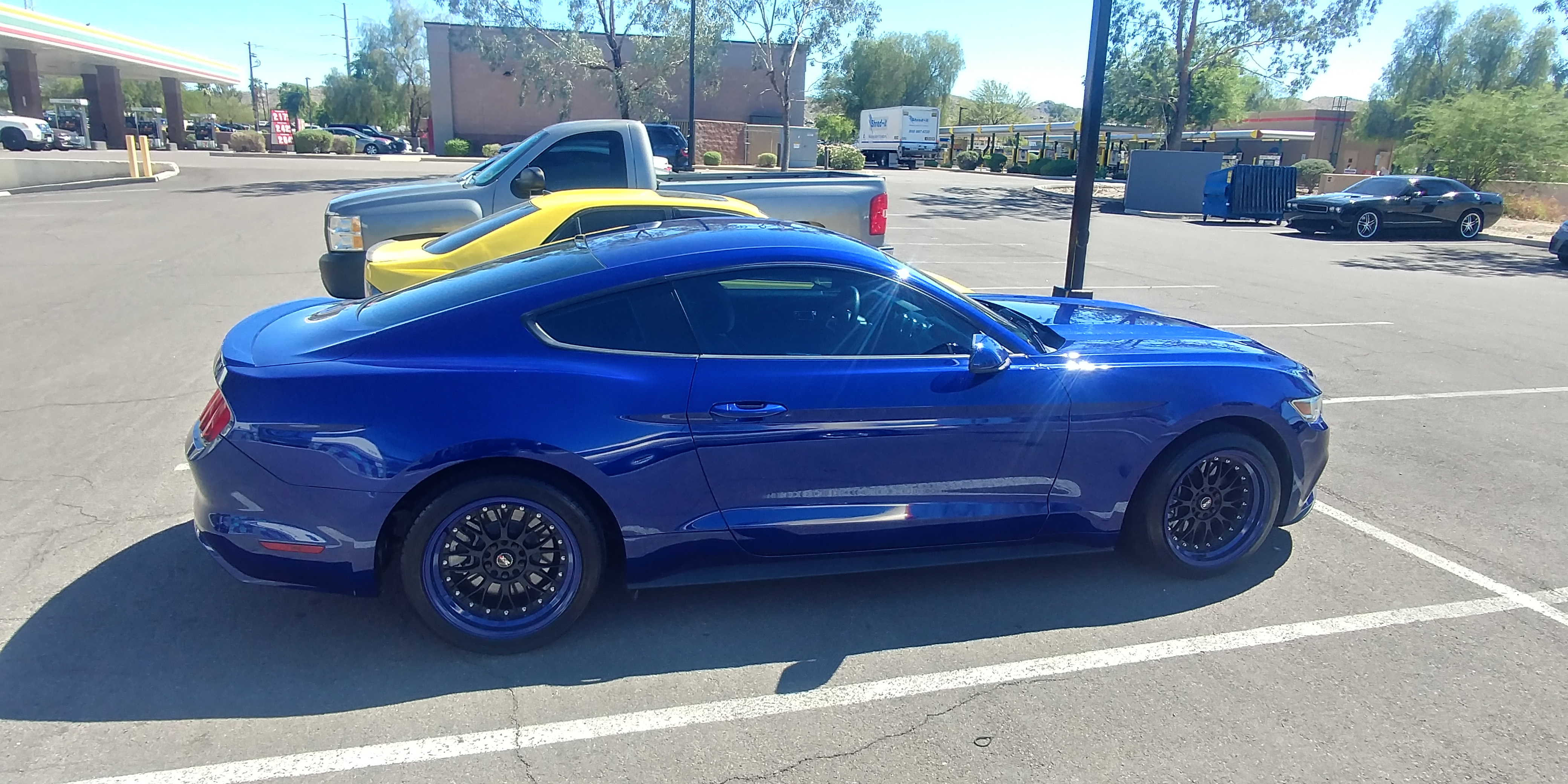 The Lightning Blue Ecoboost Mustang Thread Page 5