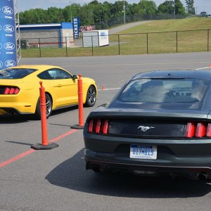 2015 ford mustang ecoboost Track Day Event